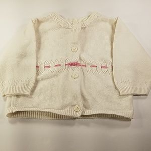 girls children's place sweater size 0-3m